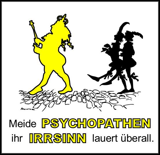 Meide Psychopathen